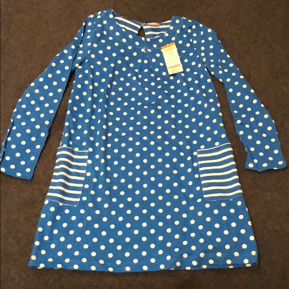 Gymboree Other - Turquoise 2 pocket play dress